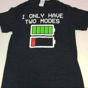 Other - NEW! Gamer t shirts size L